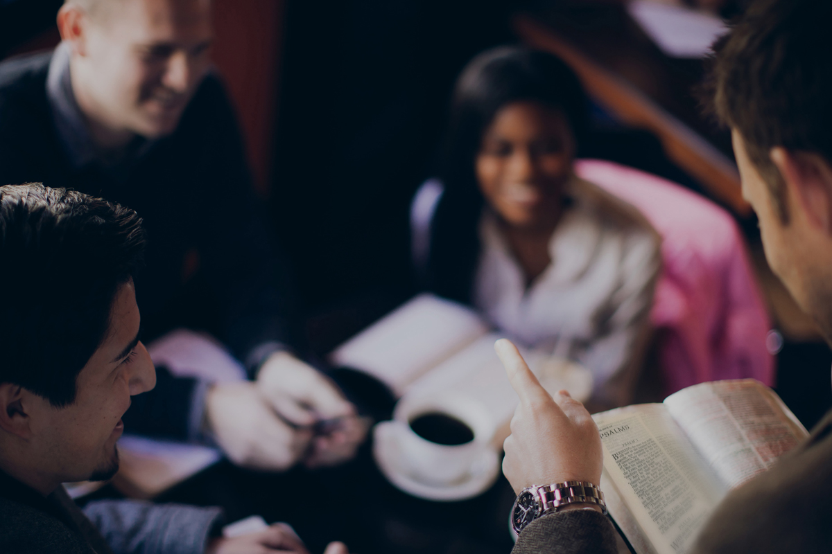 Next STEPS on your journey of faith – Step 3 – Engage in a Small Group