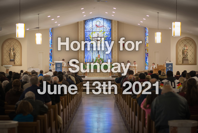 Sunday June 13 2021